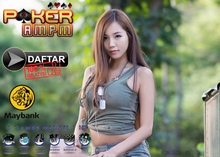 Daftar Poker Bank Maybank