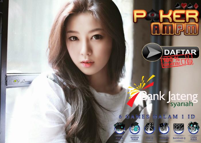 Situs Poker Bank Jateng Syariah