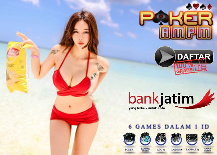 Situs Poker Bank Jatim