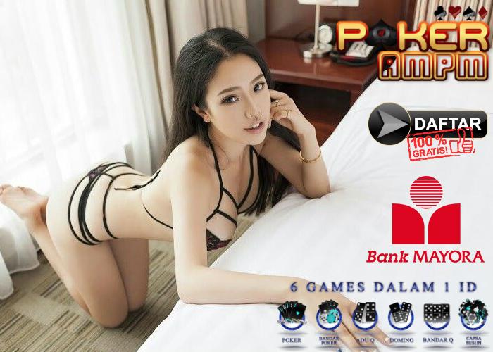Situs Poker Bank Mayora