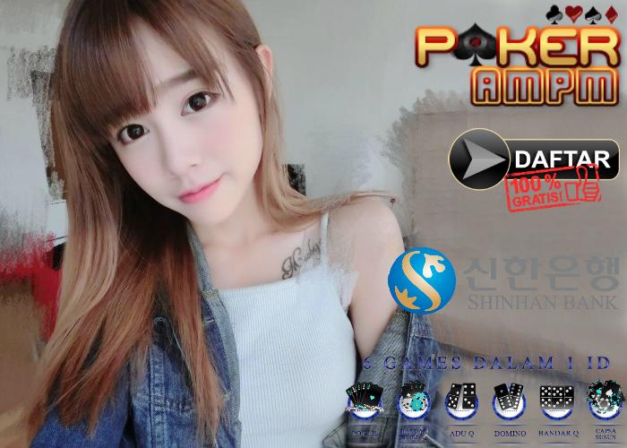 Situs Poker Bank Shinhan