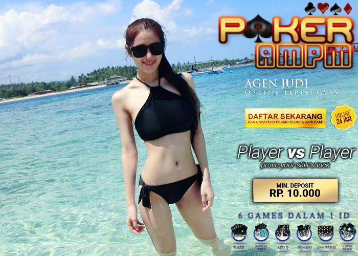 Agen Poker Online Bank BJB