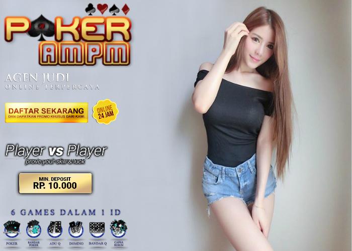 Agen Poker Online Bank DKI