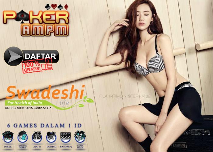Situs Poker Bank Swadesi