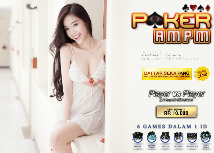 Agen Poker Online Kartu Kredit Via Bank Standard Chartered