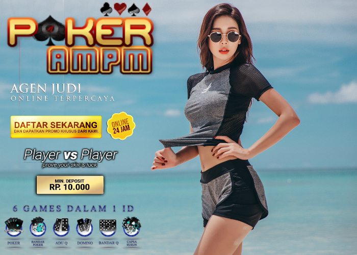 Bandar Poker Online Bank Riau Kepri