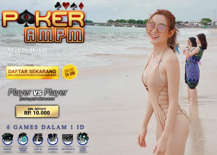 Agen Poker Deposit 10rb Bank Mandiri Syariah