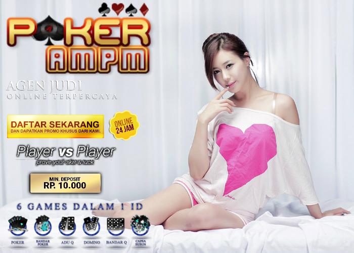 Agen Poker Deposit 10rb Bank Nobu