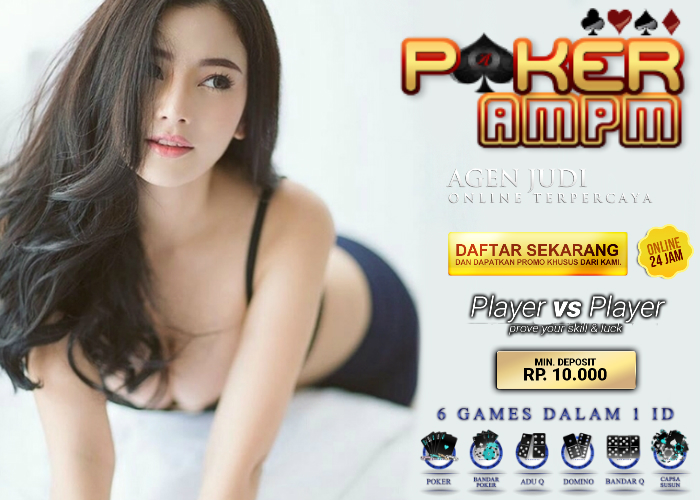 Agen Poker Deposit 10rb Kartu Kredit Via Bank BRI