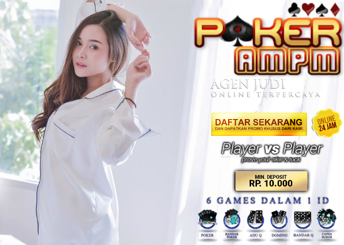 Agen Poker Deposit 10rb Kartu Kredit Via Bank MNC
