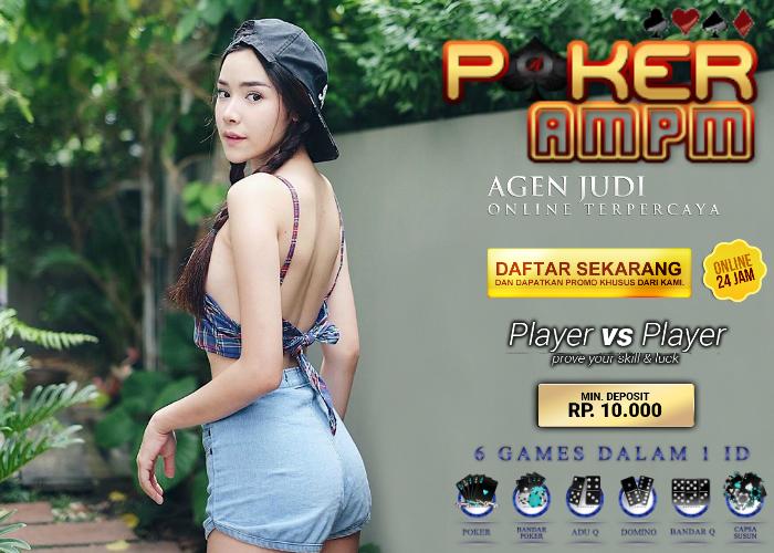 Agen Poker Deposit 10rb M-Banking ANZ