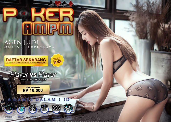 Agen Poker Deposit 10rb M-Banking BII