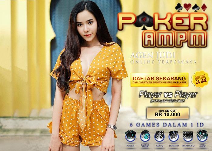 Situs Poker Deposit 10rb Bank NTT