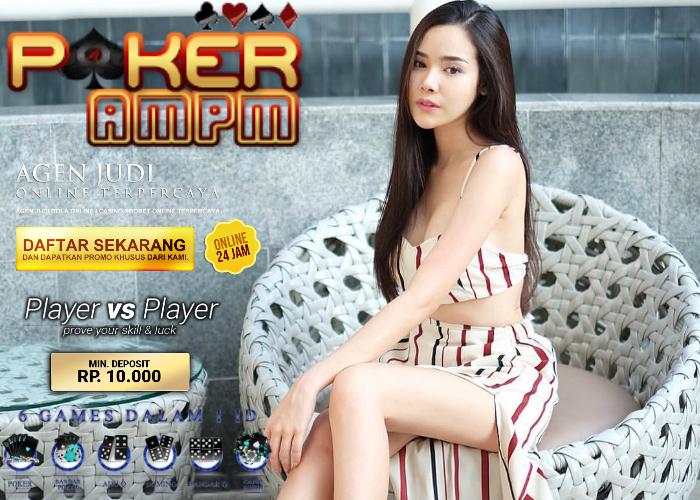 Situs Poker Deposit 10rb Bank Sinarmas
