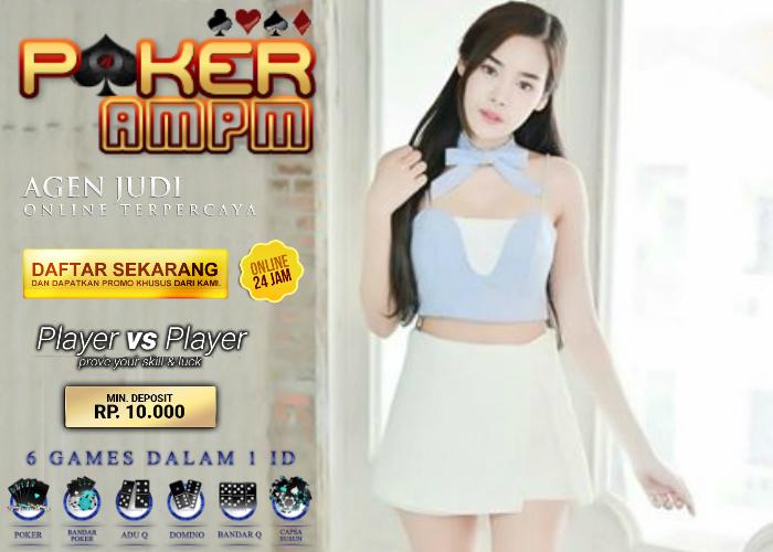 Situs Poker Deposit 10rb Bank Victoria