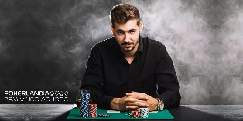 profissional do poker