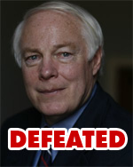Rep. Jim Leach : Defeated