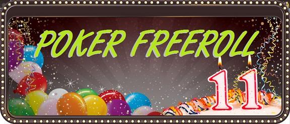 Bet24 Poker Fødselsdags Freeroll
