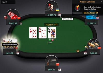 """""""poker,"""