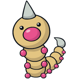 Weedle type, strengths, weaknesses, evolutions, moves, and stats -  PokéStop.io