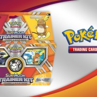 Pokémon TCG: Sun & Moon Trainer Kit—Lycanroc & Alolan Raichu out now