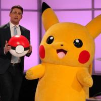 Today's new episode of Cake Wars on Food Network is all about Pokémon