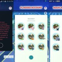 Pokémon GO cheaters say rare Pokémon spawns are being hidden from them