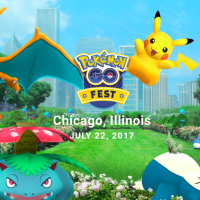 Watch the official livestream of the first-ever Pokémon GO Fest live, right here