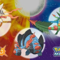 All Pokémon Sun and Moon players can now receive Sceptilite, Blazikenite, Swampertite, Cameruptite and Banettite Mega Stones