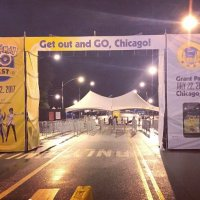 Pokémon GO Fest Chicago is all set up and ready to go