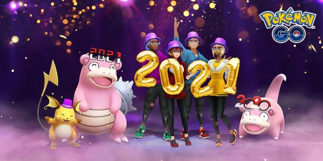 2021 Glasses And New Year S Party Hat Avatar Items Now Available For Purchase From The In App Shop In Pokemon Go Pokemon Blog