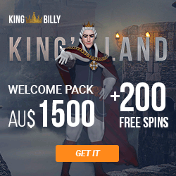 kingbilly real aussie money casino