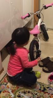 へんしんバイク(メンテナンス中)