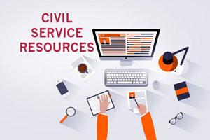 civil services resources