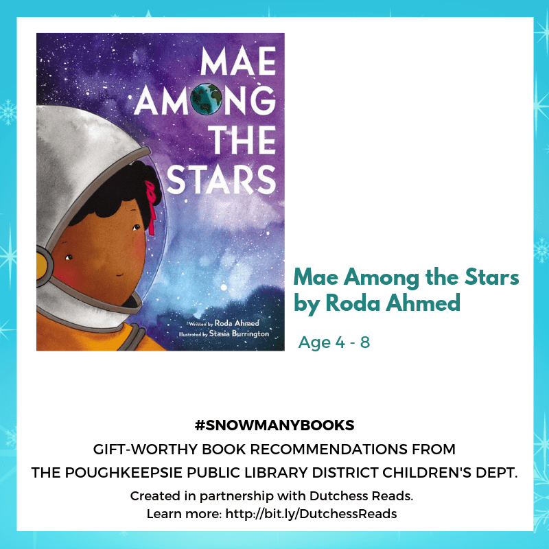 Mae Among the Stars by Roda Ahmed (4-8)