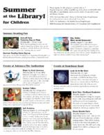Summer at the Library for Children