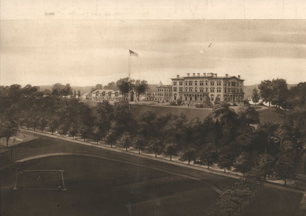 Riverview Academy Historic Image