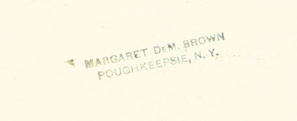 MargaretDBrownCollection