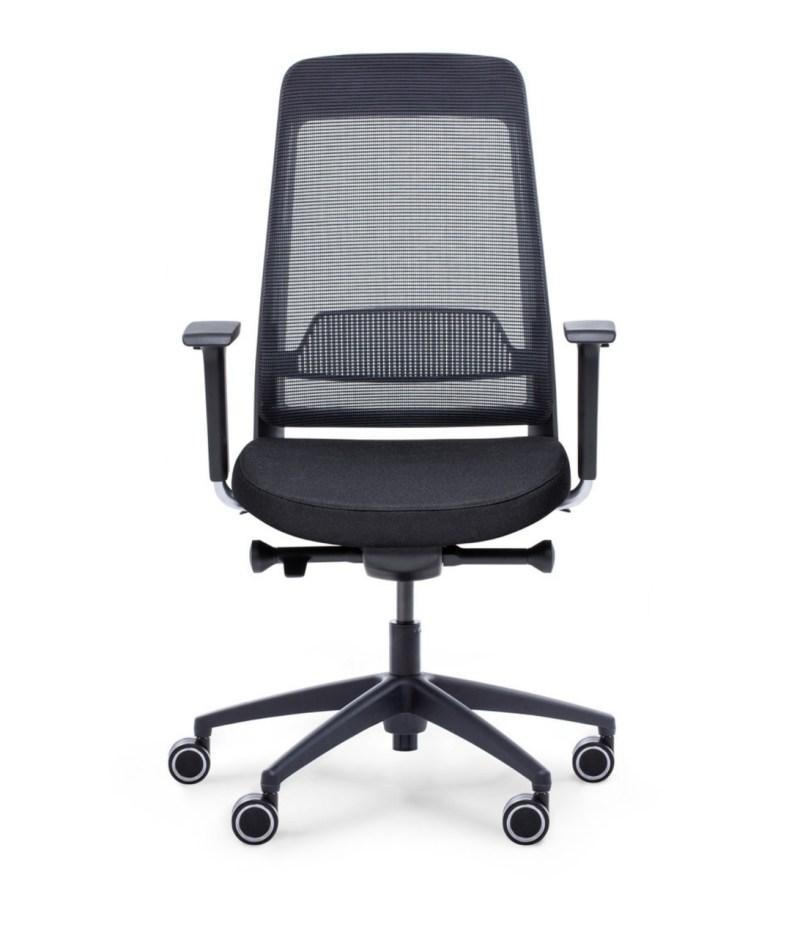 przód fotel ergonomiczny Shine EFG 101B