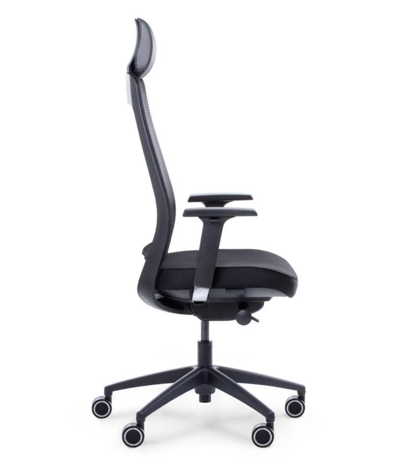 bok fotel ergonomiczny Shine EFG 100B