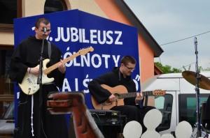 Koncert w Ostródzie