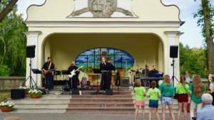 Festyn parafialny w Łagiewnikach