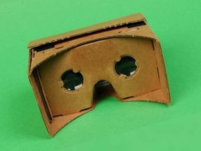 如何制作虚拟现实眼镜?