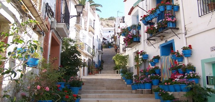 Co zwiedzić w Alicante - Casco Antiguo