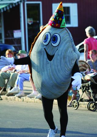 clam parade