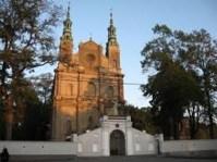 Kruszyna Kościół