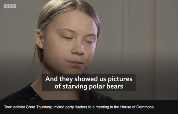 Stop Lying To Children About Dying Polar Bears As A Way To Achieve