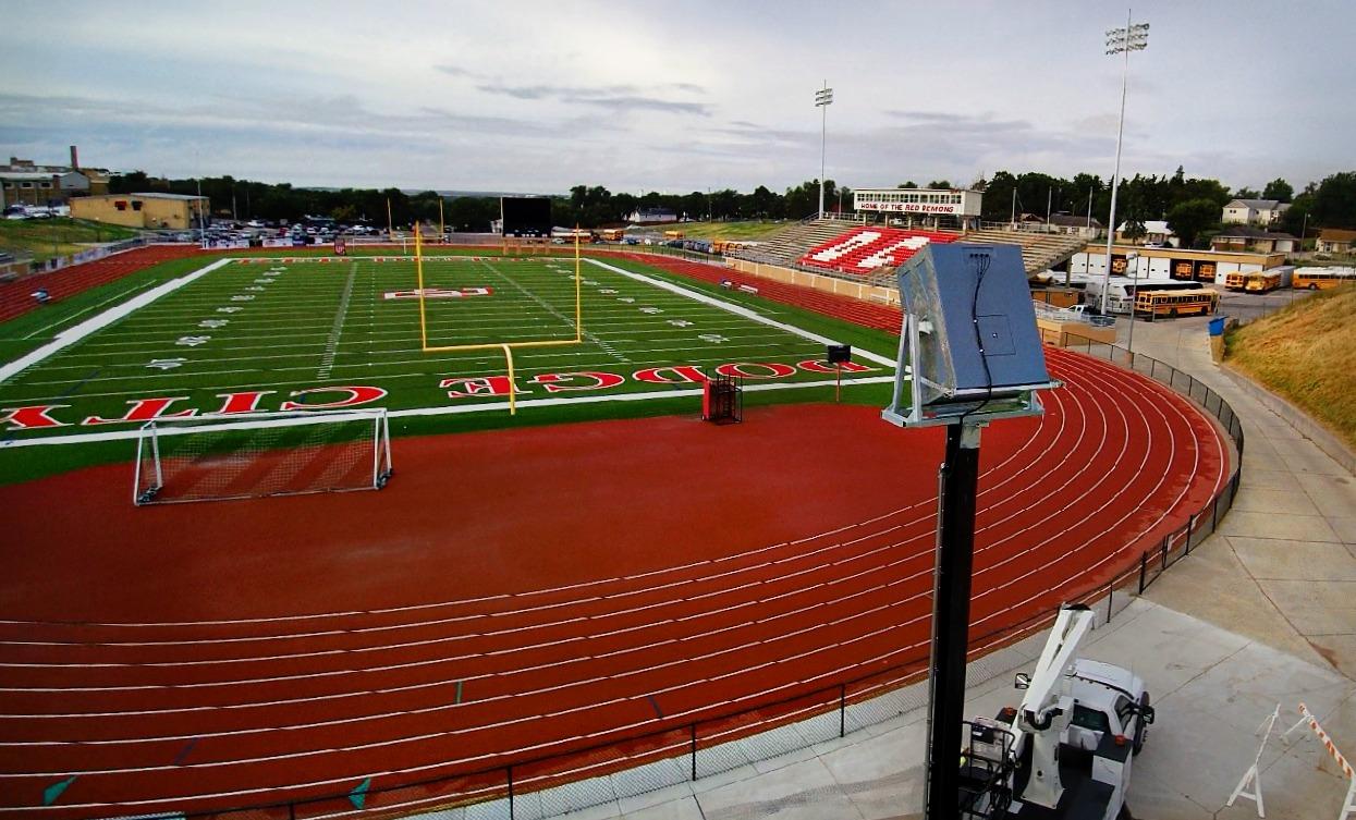 Dodge City Memorial Stadium