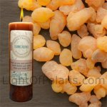 Frankincense Pillar Candle