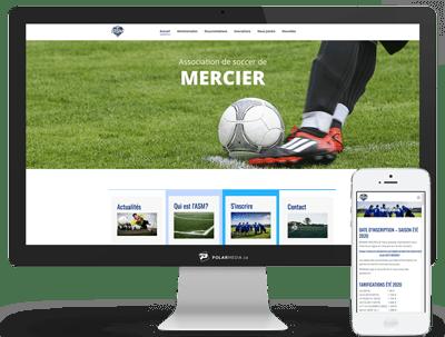 site web de soccer